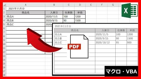 【業務】PDFファイルを自動で読み込むシステム