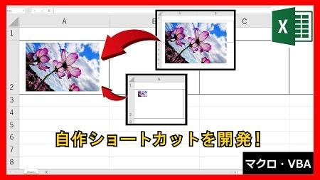 【便利】画像を好みのサイズに調整する自作ショートカット