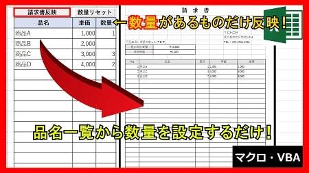 【業務】請求書の項目を全自動入力